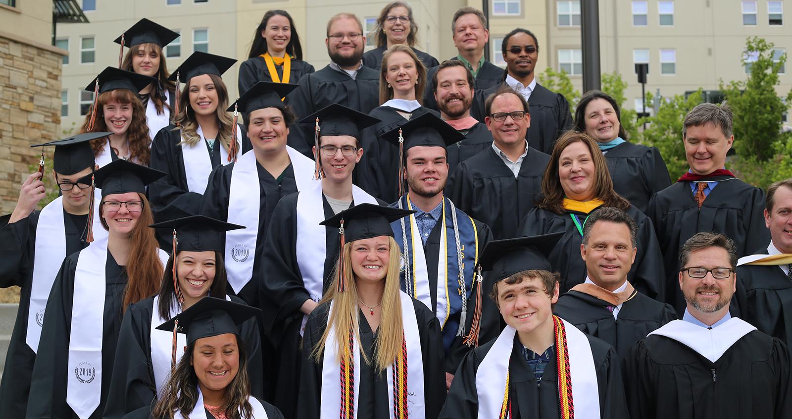 Launch Graduates Inaugural Class